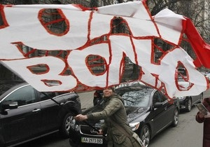 Комітет опору диктатурі закликає Європу не вірити Кузьміну