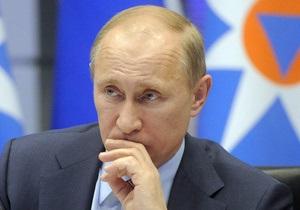 Обраний президент РФ Путін запевнив росіян, що країна подолала кризу