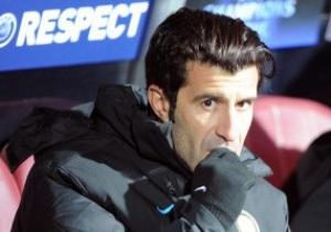 Фигу: Без колебаний взял бы в свою команду и Криштиано Роналдо и Месси