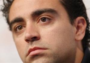 Хави: Минимальная цель сборной Испании - участие в финале Евро-2012
