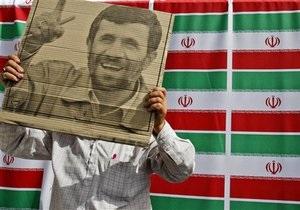 Ахмадінеджад: Іран готовий витримати кілька років нафтової блокади