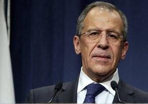 Лавров запевнив, що у Росії немає таємних планів щодо Сирії