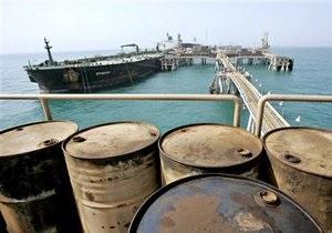 Світові ціни на нафту продовжили зниження