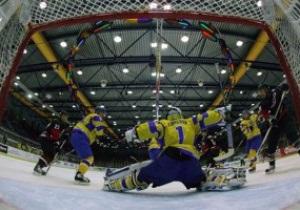 Хоккей: Украина уступила Японии в контрольном матче