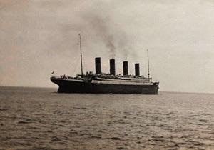У США перевидадуть книгу пасажира Титаніка, який покінчив з собою в кінці Другої світової війни