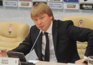 Гендиректор Шахтаря: Нехай ФФУ розбирається, щоб уболівальники не думали, що це філія Динамо
