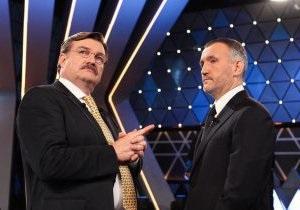 Відповідь Кузьміну: Кисельова закликають запросити у Велику політику захисника Тимошенко