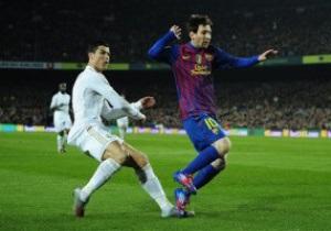 Из-за матчей Лиги Чемпионов в Испании перенесен матч Барселона - Реал