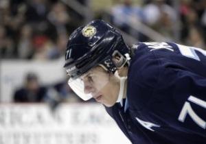 Лучшим бомбардиром регулярного чемпионата NHL стал россиянин Малкин