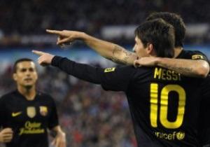 Барселона побила абсолютный рекорд по количеству голов в сезоне