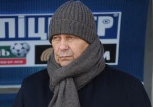Луческу: Гармаш не сумел справиться с нервами. Он допустил детскую ошибку