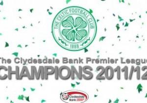 Селтик досрочно стал чемпионом Шотландии