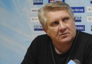 Наставник нальчикского Спартака отправлен в отставку