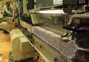 Британские супермаркеты начали торговать сигаретами из-под прилавка