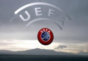 Украина завершила сезон девятой в таблице коэффициентов UEFA