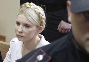 РГ: Тимошенко допитають про вбивство