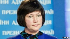 Акімова у США звітувала про реформи Януковича