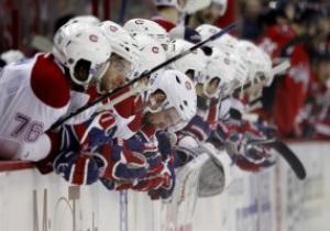 NHL: Монреаль обыграл Тампу, Детройт по буллитам победил в Сент-Луисе