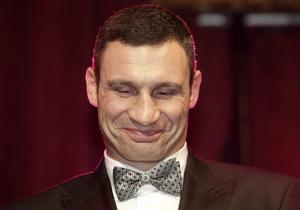 Віталію Кличку присудили німецько-польську премію за розбудову демократії