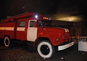 На львівському підприємстві стався вибух при пресуванні газових балончиків