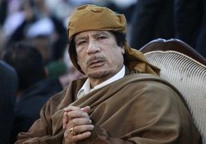 Влада Лівії звільнила двоюрідного брата Каддафі