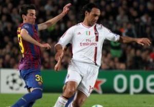 Защитник Милана: Фолили на мне, а не я, и мяч даже в игре не был