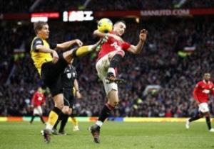 Идем в отрыв: Манчестер Юнайтед на классе переигрывает Блэкберн