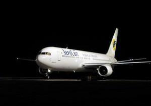 АероСвіт відновлює повноцінне бортхарчування на рейсах