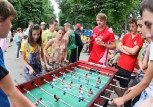 Дни матчей Евро-2012 могут стать выходными в Принимающих городах Украины