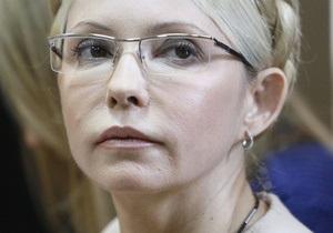 DW: Німецький уряд хоче «визволити» Тимошенко для лікування
