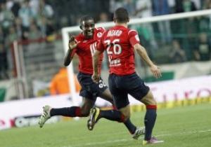 Лига 1: ПСЖ проиграл Нанси, Лилль приблизился к лидерам