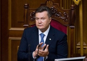 Дослідження: В Україні немає регіону, в якому б більшість населення довіряла Януковичу