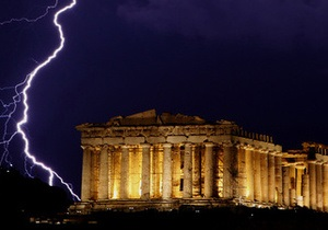 S&P не вірить у здатність Греції уникнути чергового дефолту