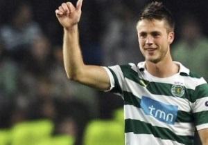 Форвард Спортинга: В Лиссабоне показали далеко не все, на что способны