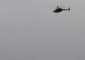 У Венесуелі під час антинаркотичної операції розбився вертоліт