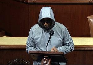 Американського конгресмена вигнали із засідання через неналежний зовнішній вигляд