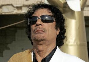 Влада Італії конфіскувала активи сім ї Каддафі на суму більше мільярда євро