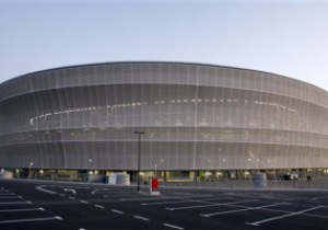 Стадион Евро-2012 во Вроцлаве закрыт на ремонт