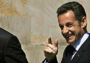 Не більше двох разів підряд: У випадку перемоги на виборах Саркозі має намір змінити конституцію