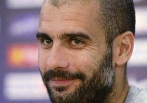 Гвардіола: Проти Мілана зіграємо в сім захисників
