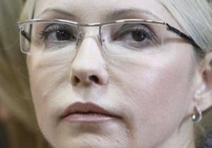 Соратники Тимошенко поскаржилися у женевський Комітет проти тортур