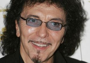 Хворий на рак гітарист Black Sabbath Тоні Айоммі повідомив, що видужує