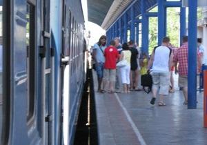 В Киеве открыли терминал для печати ж\д билетов, заказанных через интернет