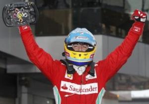 Баттон: Не беспокоюсь из-за отставания в 10 очков от лидера, ведь это Алонсо на Ferrari