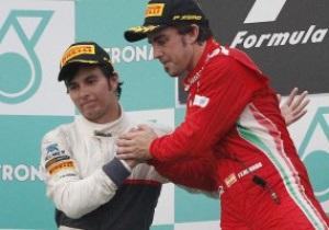 Команды Ferrari и Sauber обвиняют в сговоре ради победы Алонсо на Гран-при Малайзии