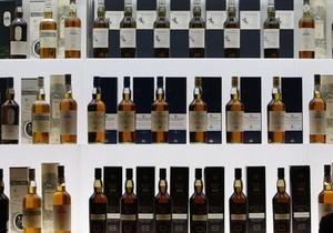 В Париже представили самый дорогой виски в мире