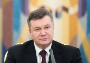 Янукович поздравил Донбасс с победой в Чемпионате Украины по хоккею