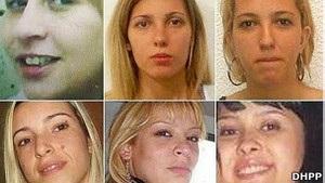 Бразильська поліція полює на унікальну банду білявок-грабіжниць