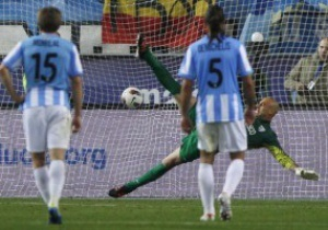 Ла Лига: Малага врывается в борьбу за Лигу Чемпионов