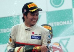 Серхио Перес: Это был замечательный день